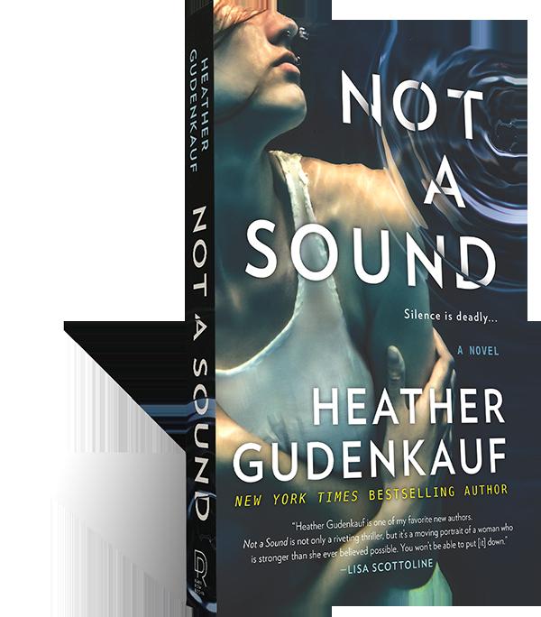 heather gudenkauf new york bestselling author novelist